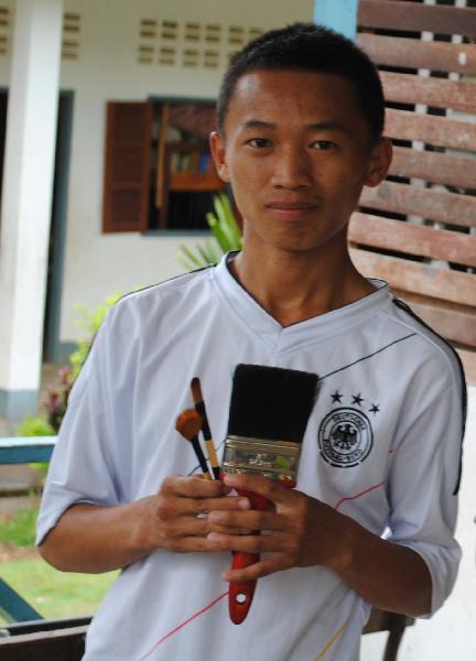 laos men