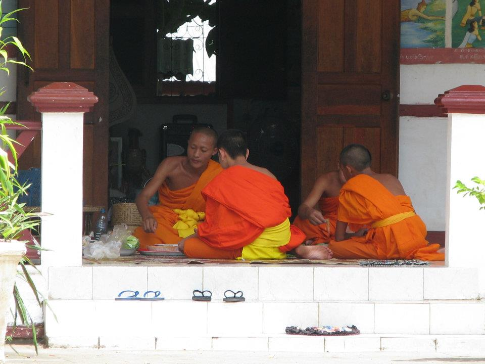 Monks eating.jpg