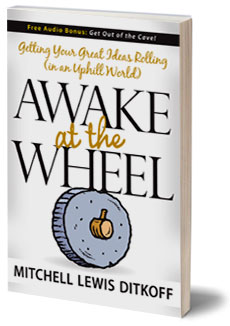 Awake at the Wheel creative thinking book
