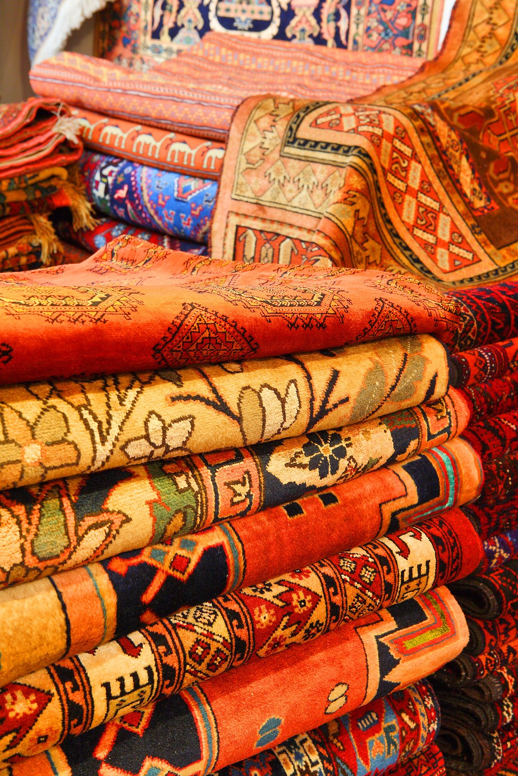Bigstockphoto_Turkey Rug Merchant 700357