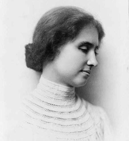 Helen Keller | resume