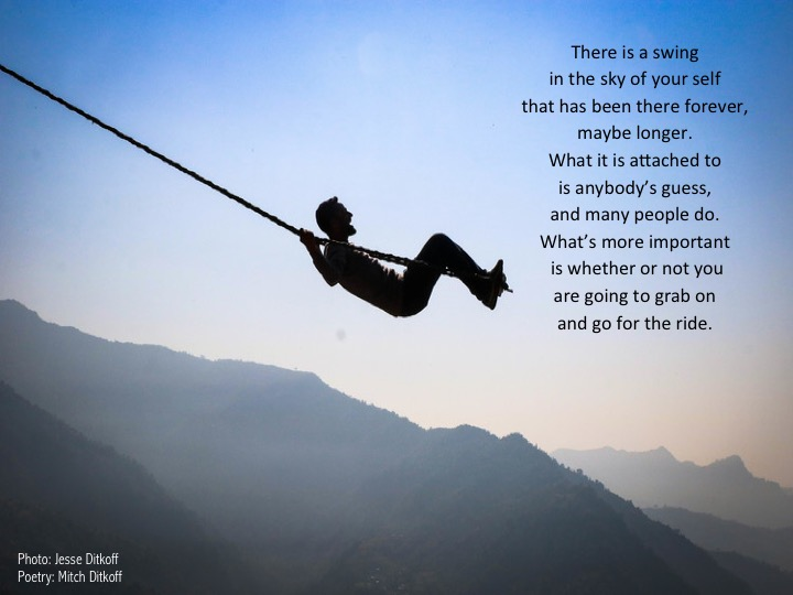 Unspoken Word The Swing