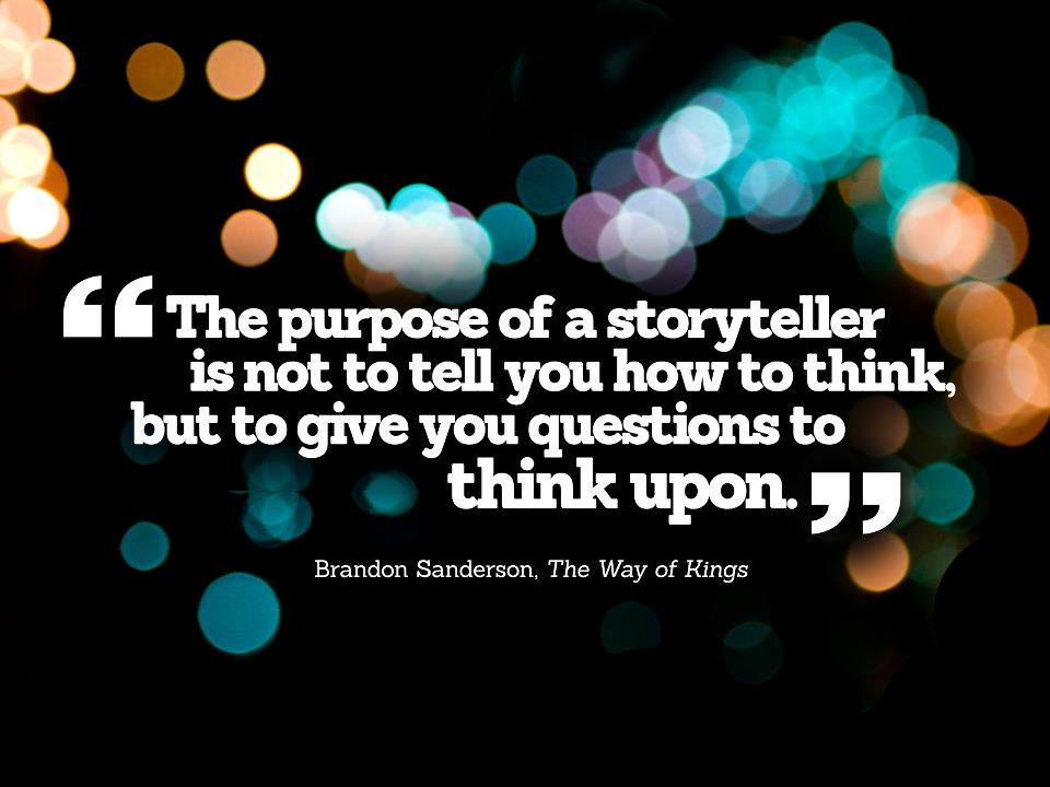 The heart of innovation great storytelling quotes - Fahouse a story telling architecture ...