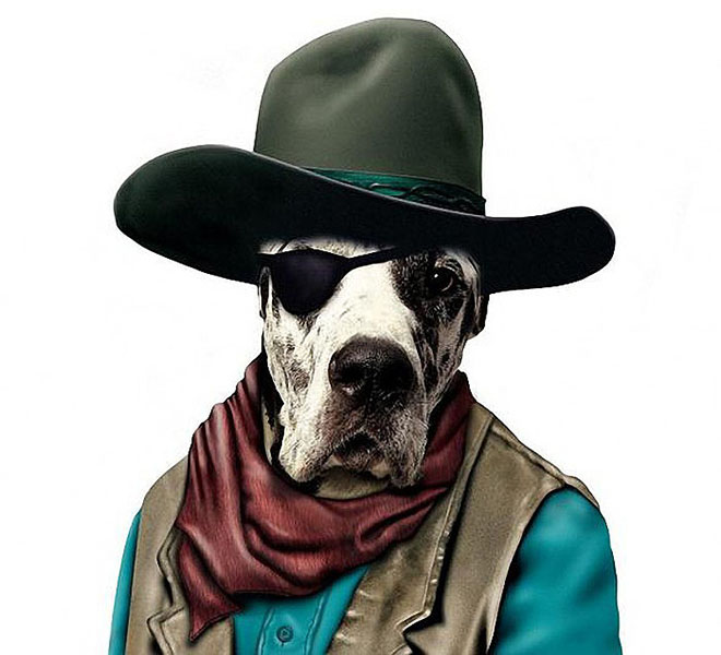 JOHN WAYNE - Dog Disguise.jpg
