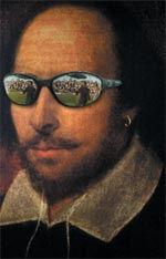 Shakespeare image copyright 2005 Ken Holmes
