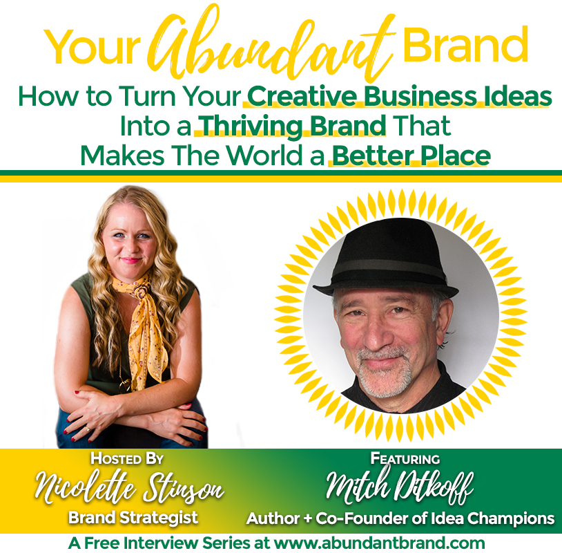 c82b4da28b2 If you are available on August 20th at 4 00 pm PST and want to learn more  about the power of storytelling to help build your business and your brand
