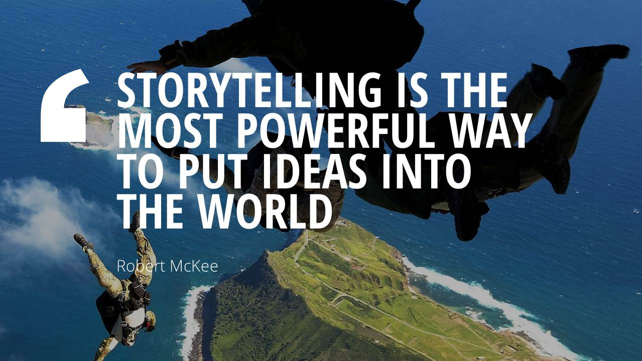 Storytelling Quotes The Heart Of Innovation Great Storytelling Quotes